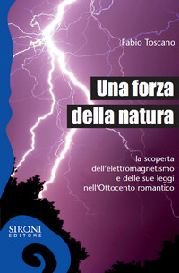"""Copertina del libro """"Una forza della natura"""""""